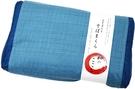 Moritita【日本代購】大竹產業 蕎麥殼枕 抗菌 天然素材 日本製 - 藍色