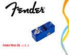 【小麥老師樂器館】Fender Micro EQ 等化器 單顆 效果器