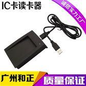 感應IC讀卡器 會員卡 刷卡器門禁發卡器 USB接口免驅動 (送一張測試卡)