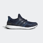 ISNEAKERS ADIDAS Ultra boost S&L 深藍 慢跑鞋 愛迪達 藍白 靛藍 金標 男鞋 EF0725