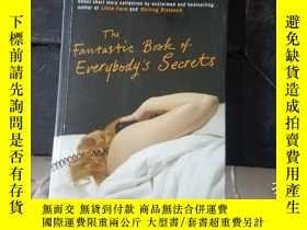 二手書博民逛書店The罕見Fantastic Book of Everybody