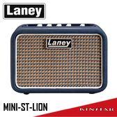 【金聲樂器】Laney MINI-ST-LION 迷你音箱 立體聲輸出 可用電池