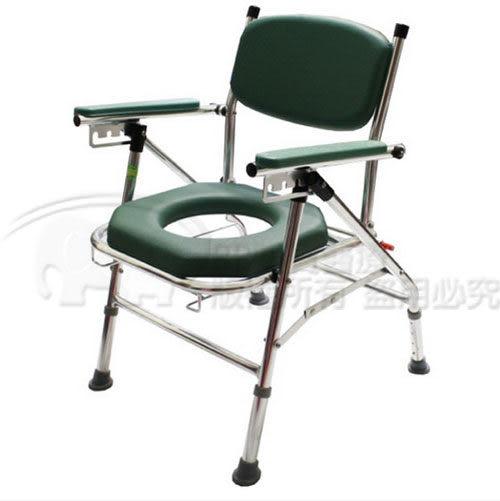 光星 鋁製可躺洗澡便器椅 CS-022 便器椅 馬桶椅 便盆椅