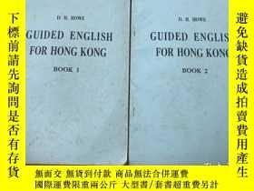 二手書博民逛書店4831:GUIDED罕見ENGLISH FOR HONG KO