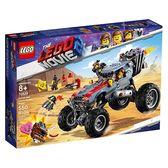 樂高積木 LEGO 2018《 LT70829 》樂高玩電影系列 - Emmet and Lucy's Escape Buggy!╭★ JOYBUS玩具百貨