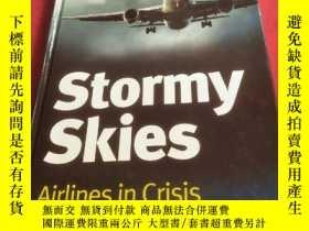 二手書博民逛書店PAUL罕見CLARK Stormy SkiesY11161 外