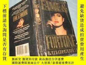 二手書博民逛書店Fame罕見and Fortune 【英文原版 名譽與財富 36開 罕見】Y13462 Kate Coscar