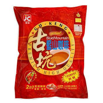 古坑藍山無糖2合1咖啡(25入/袋) [仁仁保健藥妝]