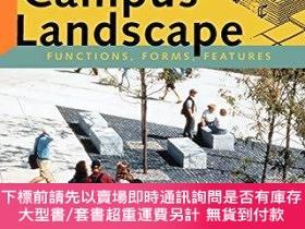二手書博民逛書店Campus罕見Landscape: Functions, Forms, FeaturesY360448 Ri