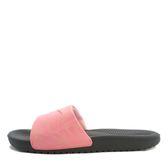Nike Kawa Slide Print (GS/PS) [819359-002] 大童鞋 拖鞋 涼鞋 灰 粉紅