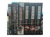 挖寶二手片-R28-正版DVD-歐美影集【陰屍路 第1~6季/系列合售】-(直購價)部份無外紙盒