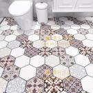 浴室地板貼自粘衛生間廁所防水防滑地貼瓷磚...