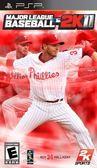 PSP Major League Baseball 2K11 美國職棒大聯盟 2K11(美版代購)