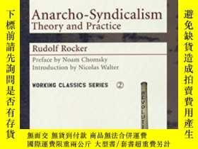 二手書博民逛書店罕見Anarcho-syndicalismY364682 Rocker, Rudolf  Chomsky, N