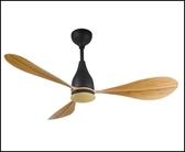 【燈王的店】《VENTO芬朵精品吊扇》52吋DC吊扇+LED 11W燈具+遙控器 船槳系列 52PAGAIA