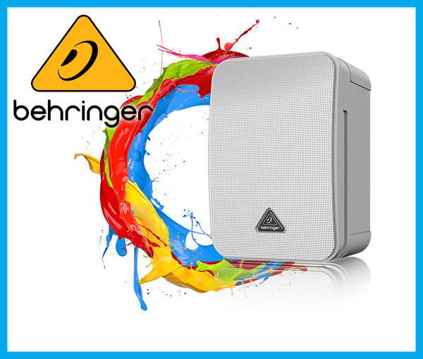 【小麥老師樂器館】Behringer 耳朵牌 Distributed Soeakers 1C-wh 壁掛式喇叭 喇叭