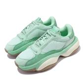 Puma 休閒鞋 Alteration Tonal Cover 綠 米白 女鞋 麂皮設計 老爹鞋 運動鞋 【PUMP306】 37155702