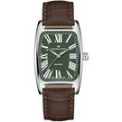 Hamilton漢米爾頓Boulton手上鍊手錶(H13519561)-綠
