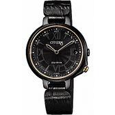 CITIZEN 星辰 | EE4058-19E 100周年限定款  羅馬數字優雅時尚藍芽腕錶 33mm