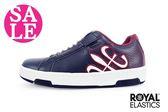 Royal Elastics童休閒鞋 HYDRA系列 免綁帶 運動鞋G9242 零碼出清 #藍◆OSOME奧森鞋業