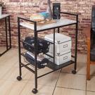 【大理石紋廚房收納車】廚房收納 罝物架 收納架 活動架 收納推車 廚房架