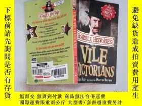 二手書博民逛書店VILE罕見VICTORIANSY198833 Terry De