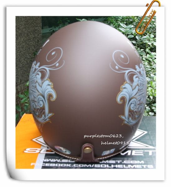 M2R安全帽,307,#2劍/消光咖啡