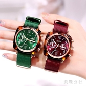 2019新款手錶女 簡約防水情侶腕錶 潮流時尚石英錶女錶 CJ4819『美鞋公社』