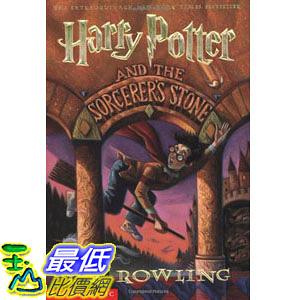 [104美國直購] 美國暢銷書排行榜 Harry Potter and the Sorcerer s Stone Paperback _TB1