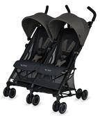 【現貨】MOOV Design ALVIS 極小雙寶車/口袋車/折疊推車/雙人推車 搖滾灰