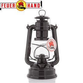 丹大戶外【FEUERHAND】德國火手燈BABY SPECIAL276古典煤油燈/露營氣氛燈/噴射黑276-SCHWARZ