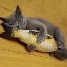 寵物玩具 貓薄荷魚寵物玩具朕的魚誰敢動,喵喵喵 萬寶屋