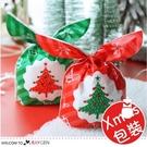 聖誕樹麋鹿兔耳朵糖果袋 烘焙餅乾袋 包裝...