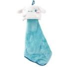 小禮堂 大耳狗 可掛式造型擦手巾 吸水毛巾 擦手毛巾 30x30cm (白 大臉) 4990270-12805