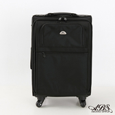 ABS愛貝斯 18吋 直立式拉桿電腦公事包(黑)26-028