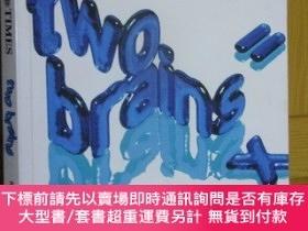 二手書博民逛書店The罕見 Times Two Brains 【詳見圖】Y255351 Keene, Ray; Jacobs