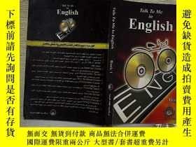 二手書博民逛書店TALK罕見TO ME IN ENGLISH (01)Y2030