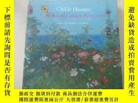 二手書博民逛書店Childe罕見Hassam An Island Garden