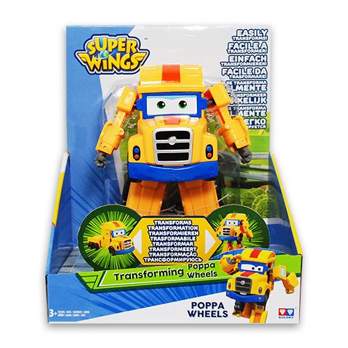 Super Wings 超級遊俠-變形胖胖AL36355[衛立兒生活館]