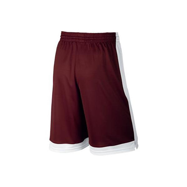 Nike Team League Short [639403-670] 男 籃球 運動 短褲 透氣 排汗 單面 酒紅