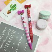 【KP】KITTY自動筆 三麗鷗 造型筆 自動鉛筆 蝴蝶結造型 二色 正版授權 DTT0522050