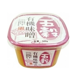 味榮 有機五穀味噌 500g/盒