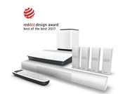 【享保固一年】BOSE LifeStyle LS 650 白色款 無線 Sound bar 5.1聲道家庭娛樂音響組 貿易商貨