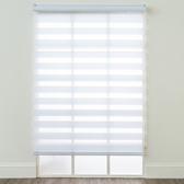 理維可調光捲簾 白色款 寬105x高185cm
