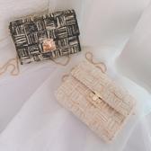 手工包包泫雅同款編織包材料包抖音手工diy手織包包珍珠手工制作包包網紅 智慧e家