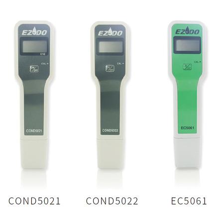 《EZDO》電導度測試筆 經濟型 5021/5022/5061 Pen type EC Meter