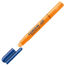 【奇奇文具】STAEDTLER MS264-4 橘色旋轉果凍螢光筆