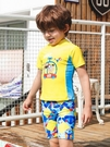OOK兒童分體平角男童泳衣小孩寶寶泳衣小...
