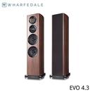 【限時特賣+24期0利率】英國 Wharfedale EVO 4.3 落地喇叭 一對 (3色) 公司貨
