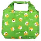 日本限定 柴田先生 折疊式 收納 購物袋